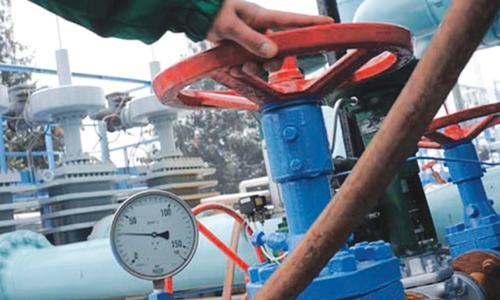 Karachi industry slams low gas pressure