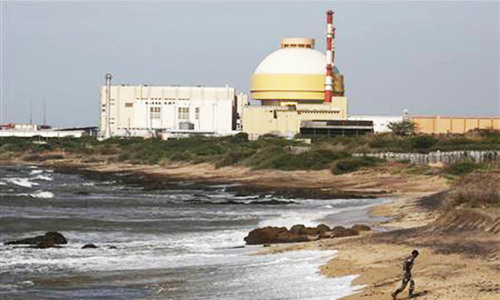 Fuel loading starts for nuclear power plant testing