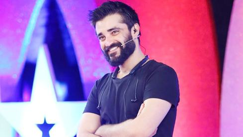 If you see less of Hamza Ali Abbasi on social media, it's because he is writing a book