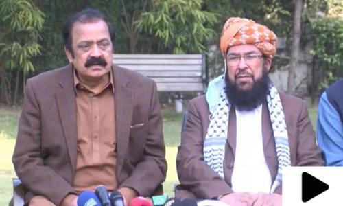 'امید ہے حکومت جلسے کی راہ میں کوئی رکاوٹ نہیں ڈالے گی'