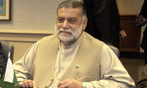 Former PM Zafarullah Jamali passes away at 76