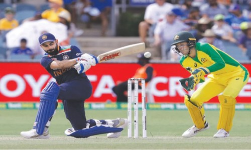 Pandya heroics earn Indian consolation win in final ODI