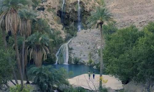 بلوچستان کے اس خوبصورت سیاحتی مقام جانا چاہیں گے