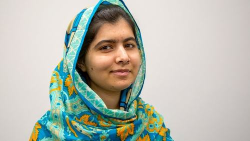 Ask Malala Yousufzai anything and get an answer back on TikTok