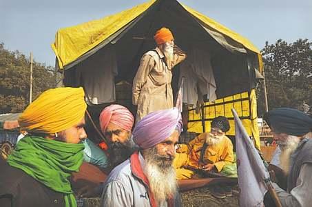 Talks between Indian govt, farmers fail to make headway