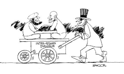 Cartoon: 4 December, 2020