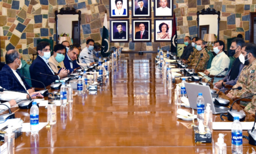 Committee reviews progress of work on Karachi projects
