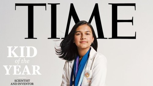 TIME's first ever Kid of the Year is only 15