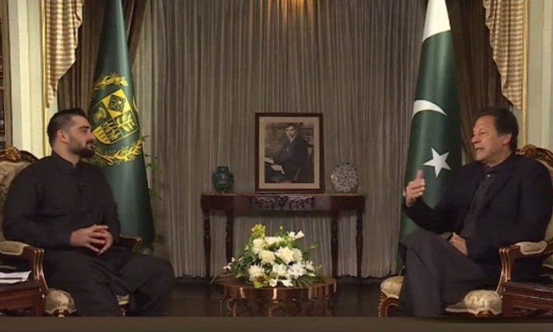 Will leave my seat, but will not give NRO: PM Imran