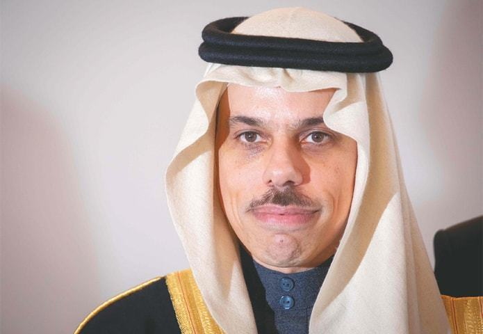 خلیجی ممالک کے مابین کشیدگی کے حل کیلئے حتمی معاہدہ جلد متوقع ہے، سعودی عرب