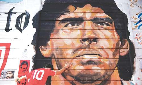 THE REAL LEGACY OF MARADONA