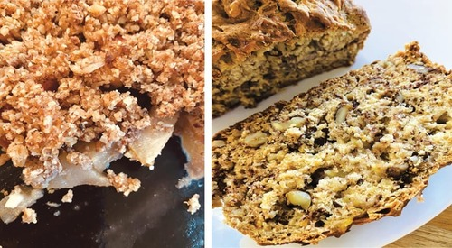 Who says dessert is bad for you? Here are two guilt-free and delicious recipes