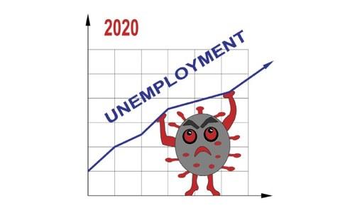 A job-killing pandemic