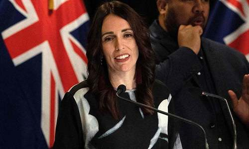 New Zealand's Ardern vows accountability ahead of Christchurch attack report