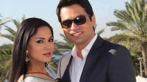 Veena Malik's former husband accuses her of kidnapping their kids, demands justice