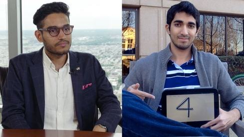 4 Pakistanis make it to Forbes 30 under 30 for North America
