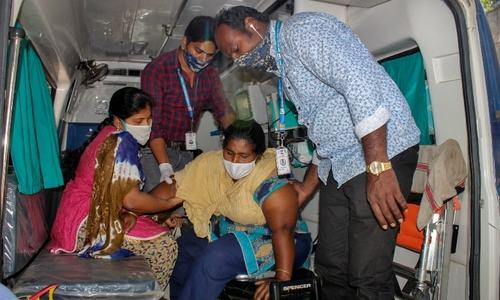 'Nobody knows': Mystery illness leaves 1 dead, over 500 hospitalised in southern India