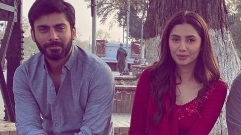 It's a wrap! Behind the scenes of Fawad and Mahira's highly anticipated Neelofar