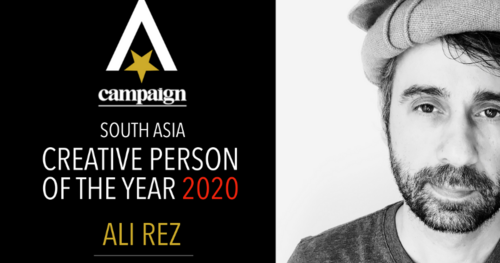 Ali Rez: South Asia Creative of the Year