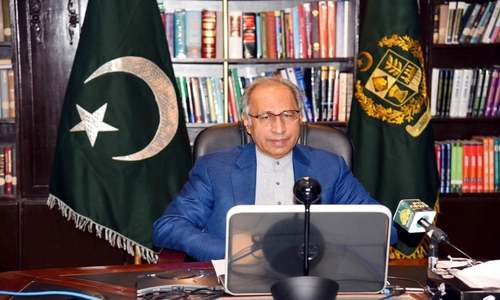 Pakistan committed to fighting illicit financial flows, says Hafeez