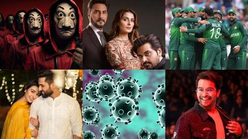 Who and what Pakistanis searched for the most in 2020 — apart from coronavirus obviously