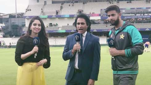 Many cricket legends refused to give me an interview because of my gender, says Zainab Abbas