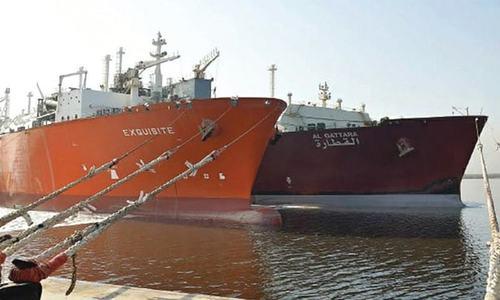 LNG spot market cold-shoulders Pakistan