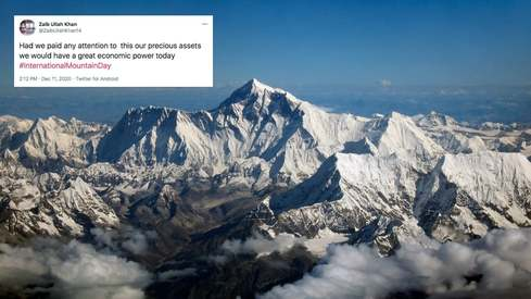 This International Mountain Day, we're appreciating the tall and majestic peaks in Pakistan