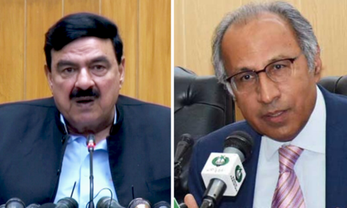 Rashid gets interior ministry in surprise reshuffle