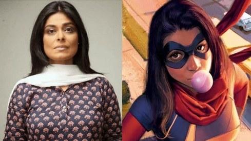 Nimra Bucha is now part of Ms Marvel's cast