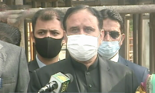 'Is there an emergency?': Buzdar urges PDM to opt for dialogue, postpone rallies