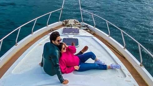 Inside Ayeza Khan and Danish Taimoor's family vacation to  Turkey