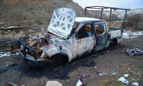 Azeris accuse Armenians of truce violation, killing four