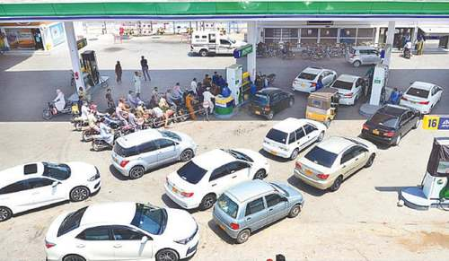 Petrol prices increased by Rs3 per litre