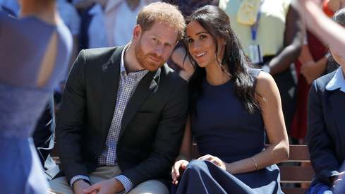 Harry and Meghan will produce and host podcasts for Spotify