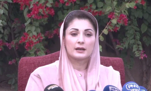 ECP must decide schedule for Senate elections, not PM Imran: Maryam