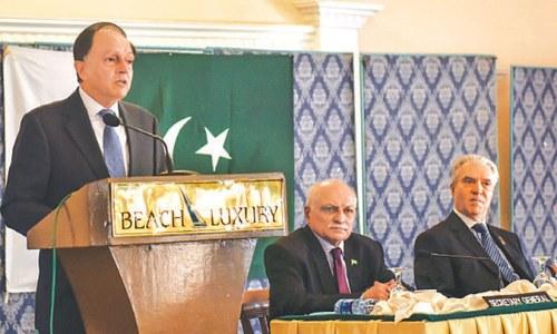 Ex-SBP governor suggests measures to stimulate economic activity