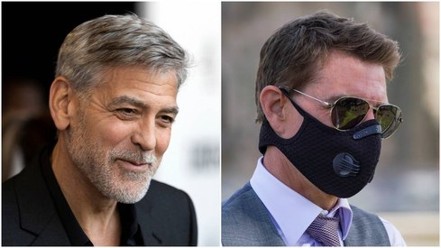 'Not my style but I understand why he did it,' says George Clooney on Tom Cruise's outburst