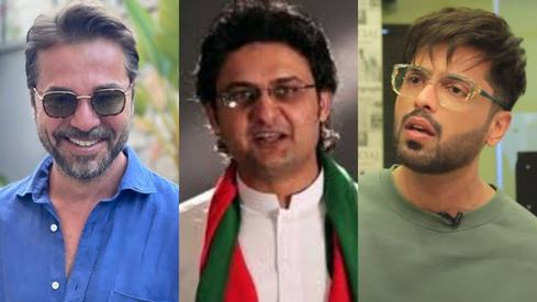 PTI's Faisal Javed Khan defends Ertugrul's Engin Altan after Fahad Mustafa's remarks