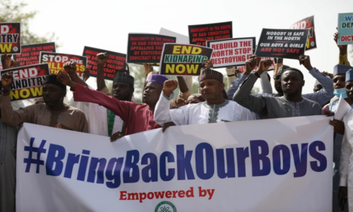 Nigerian security forces rescue more than 300 schoolboys kidnapped by gunmen