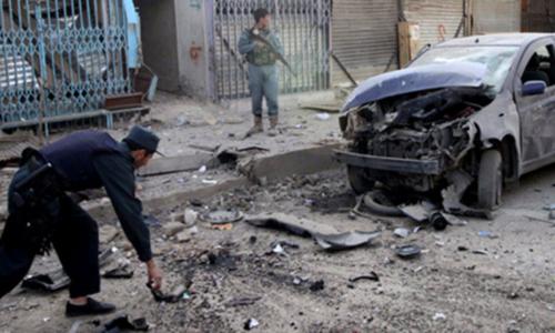15 children killed in Afghanistan bomb blast