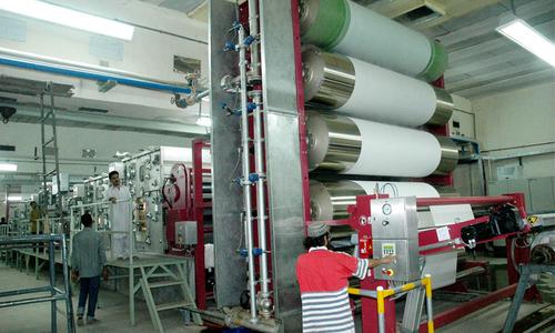 Textile exports rise 5pc