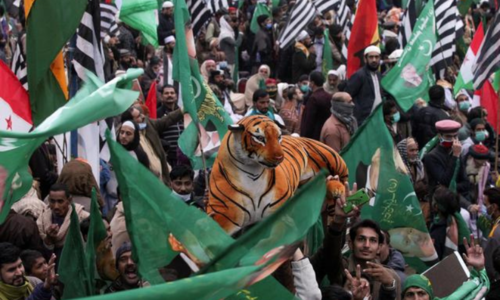 Smokers' Corner: Conditions are ripe for a movement in Pakistan. Can the PDM take advantage?