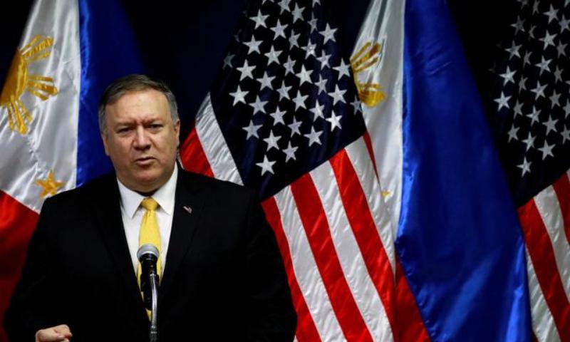 Pompeo blames Russia for massive US cyberattack