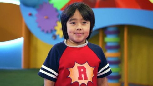 9-year-old Ryan Kaji is this year's highest-paid YouTuber