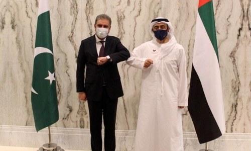 UAE visa restrictions for Pakistan 'temporary', due to Covid-19: Emirati FM