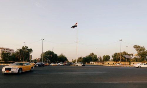 Rockets fired at US embassy in Baghdad