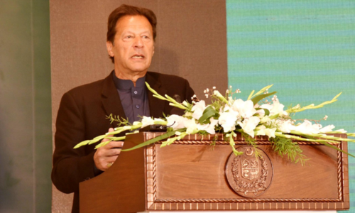 PM vows to keep highlighting 'graft' by opposition leaders