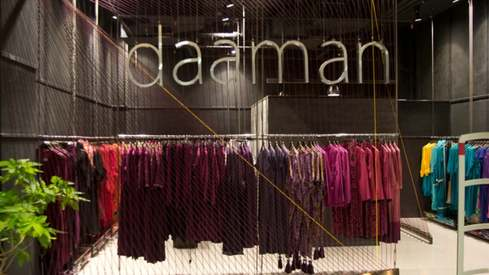 Clothing brand Daaman is permanently shutting down because of the pandemic