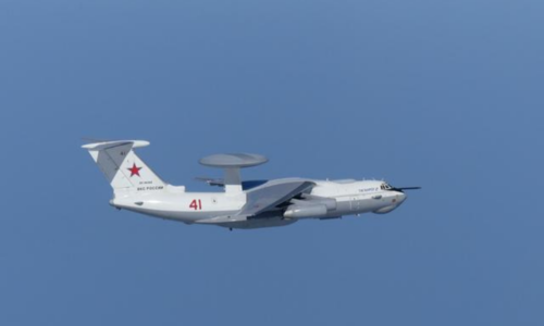 S. Korea scrambles jets as Chinese, Russian aircraft enter air defence zone